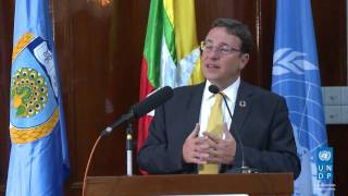 Download UNDP Administrator, Achim Steiner's Lecture at the University of Yangon Video