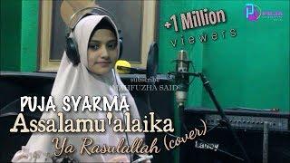 Download Assalamu'alaika (Cover) Puja Syarma Video
