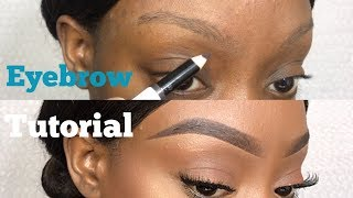 Download EASY EYEBROW TUTORIAL (UPDATED) FOR VERY THIN & SPARSE BROWS + TIPS FOR OILY BROWS Video