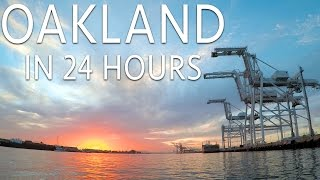 Download Oakland in 24 Hours: Where to Eat, Drink & Explore in the East Bay Video