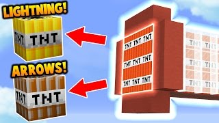 Download OVERPOWERED MODDED TNT!?   MODDED TNT WARS! Video