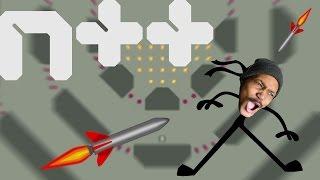 Download NINJA PLATFORMER RAGE!!!111!! | N++ (Gameplay) Video