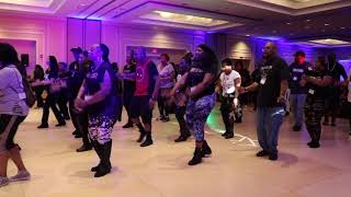 Download Unchained Line Dance at UC Awards 2018 Video