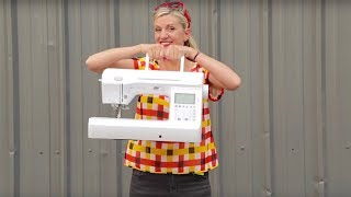 Download Learn how to sew! Easy for beginners. Learn how to use a sewing machine. Video