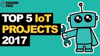 Download Top 5 IoT Projects (Best Internet of Things Home Automation Projects) Video
