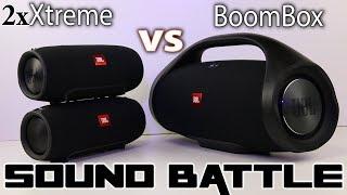 Tinh năng sieu khủng loa JBL Boombox 2 khả năng chống nước siêu