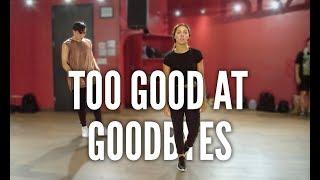 Download SAM SMITH - Too Good At Goodbyes   Kyle Hanagami Choreography Video
