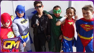 Download The Justice League Versus The Terminator: Kids Parody Video