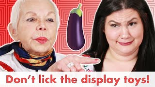 Download Adult Store Employees Reveal Store Secrets Video
