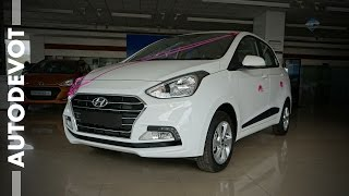 Download First Look: 2017 Hyundai Xcent facelift Video