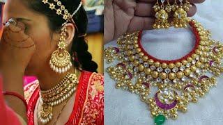 Download Best collection of Rajputi jewellery // Latest Designer Jewellery Video
