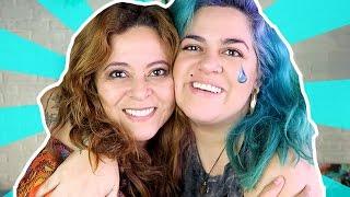 Download MINHA MÃE RESPONDENDO PERGUNTAS SOBRE MIM - Nunca Te Pedi Nada Video