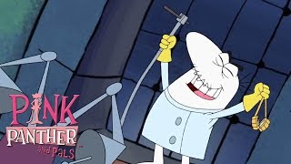 Download Big Nose is a Mad Scientist! | 53 Min | Pink Panther and Pals Video