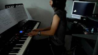 Download Pink Floyd - Wish You Were Here - piano cover [HD] Video