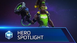 Download Lúcio Spotlight - Heroes of the Storm Video