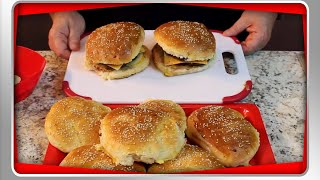 Download Dyer's ″Deep Fried″ Hamburgers! (103 year old recipe!) Video