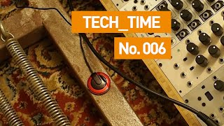 Download Sound Design With Contact Mics: Tech Time 006 Video