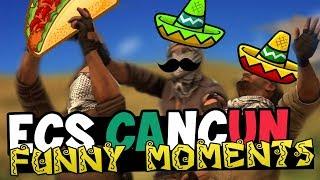 Download CS:GO - Funny Moments - ECS Cancun! Video