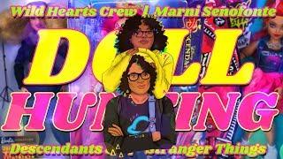 Download The Frog Vlog: Doll Hunting - Disney Descendants 3 | Wild Hearts Crew | Stranger Things & more Video