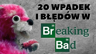 Download 20 WPADEK I BŁĘDÓW w Breaking Bad. Uwaga, SPOILERY! Video