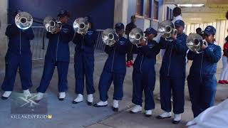 Download Southern & Jackson State - Mellophone Fanfares - 2017 Video