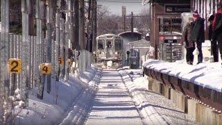 Download Chicago CTA Metra 2015 Blizzard Video