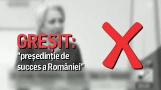Download Viorica Dăncilă, gafă după gafă Video