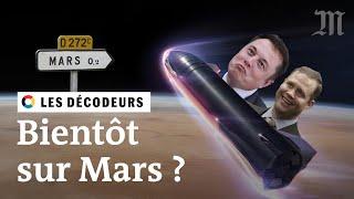 Download Objectif Mars : la galère du décollage (Episode 1) #LesDécodeurs Video