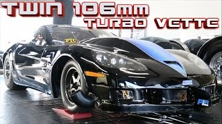 Download 4000+HP ZR1 pulls 3G's of acceleration! 212MPH Video