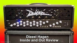 Download Diezel Hagen Inside and Out Review: are these amps as good as they say? : tonymckenzie Video