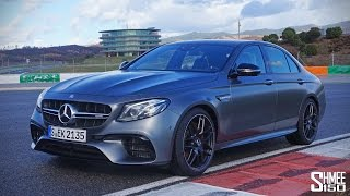 Download The New Mercedes-AMG E63 S is a SUPER-SALOON! Video