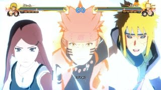 Download Naruto Shippuden Ultimate Ninja Storm 4 - All Team Ultimate Jutsus Video