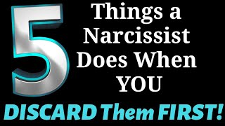 Download This Is What Happens When You DISCARD The Narcissist FIRST! Video
