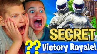 Download OMG IF MY 9 YEAR OLD BROTHER WINS THIS GAME JAYDEN WILL GET A *HUGE* SURPRISE PART 2!! FORTNITE SOLO Video