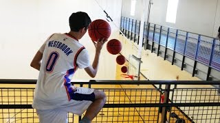 Download CRAZY BASKETBALL TRICK SHOTS Video