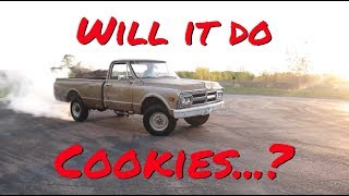 Download GMC K20 Cold Start Clean Up and Cookies! - Vice Grip Garage EP27 Video