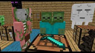 Download Monster School: Crafting - Minecraft Animation Video