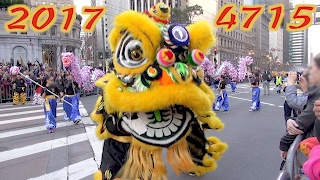 Download Chinese New Year Parade 2017 San Francisco highlights compilation Video