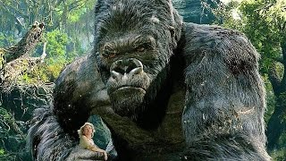 Download King Kong vs T-Rexes - Fight Scene - Movie CLIP [1080p 60 FPS HD] Video
