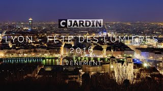 Download LYON - FÊTE DES LUMIERES 2016 Video