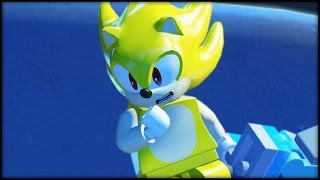Download LEGO Dimensions Year 2 - Sonic Level Part 3/3 - Super Sonic! Video