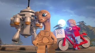 Download E.T.'s Phone Home - Secret Vehicles + Upgrades - LEGO Dimensions Video