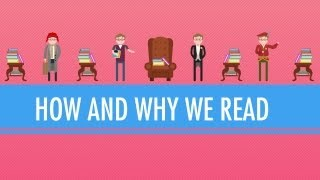 Download How and Why We Read: Crash Course English Literature #1 Video