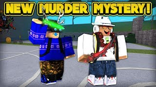 Download PLAYING THE NEW MURDER MYSTERY! (ROBLOX Murder Mystery X) Video