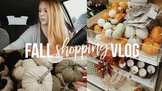 Download Target + TJ Maxx FALL Shopping Vlog | Come FALL Shopping With Me! Video