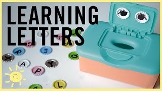 Download PLAY | 3 Fun Ways to Learn LETTERS! Video