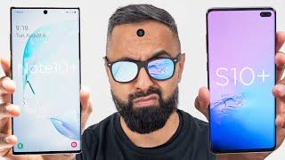 Download Samsung Galaxy Note 10 Plus vs S10 Plus Video