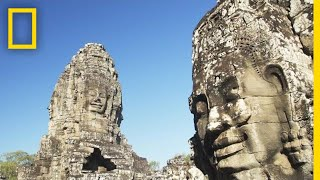 Download In Cambodia, a City of Towering Temples in the Forest   National Geographic Video