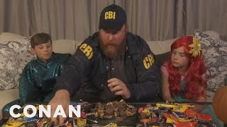 Download How To Keep Your Kids Safe This Halloween - CONAN on TBS Video