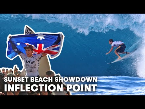 Jack, Cam And Barron's Qualification Dreams Collide With Challenging Sunset   Inflection Point Ep2
